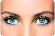 Макияж для зеленых глаз. Советы Орифлейм
