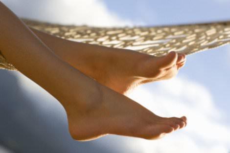 интенсивный уход за ногами. Каталог Орифлейм