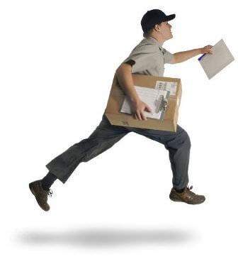 способы доставки заказов Орифлейм