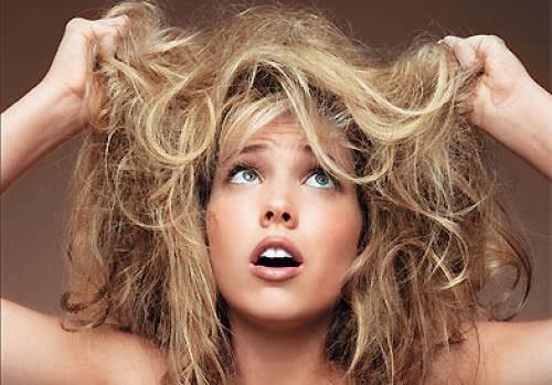 что делать если секутся волосы? Советы Орифлейм