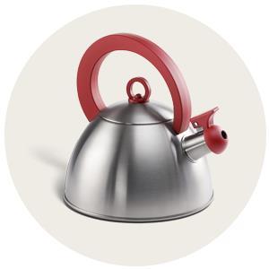 Акция Орифлейм «Стильное решение» - подарок чайник