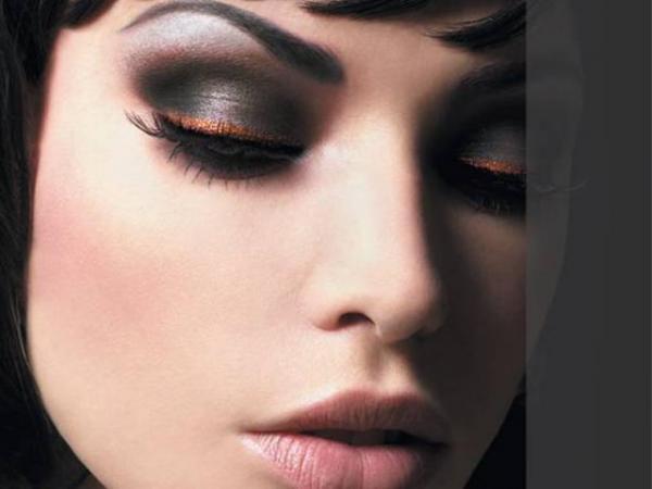 как правильно делать вечерний макияж